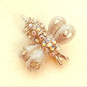 Jewelry - CLIP 💎 FOR HAIR OR CLOTHING 💎 OPAL RHINESTONES
